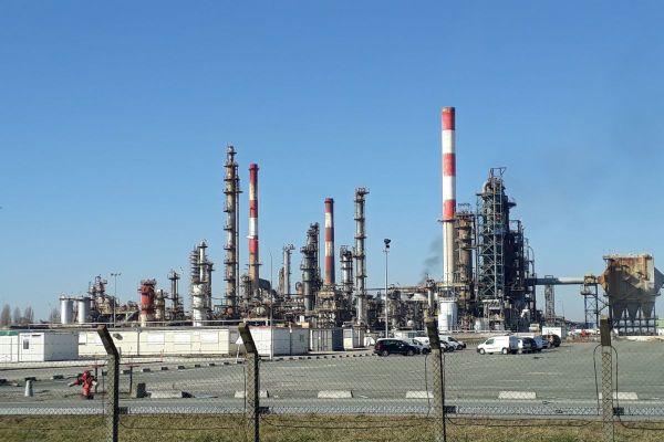 La raffinerie de Grandpuits en Seine-et-Marne