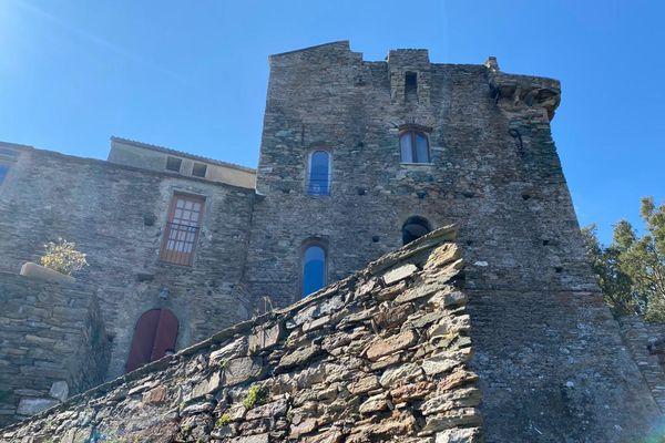 Le manoir de Sainte-Catherine, à Sisco.