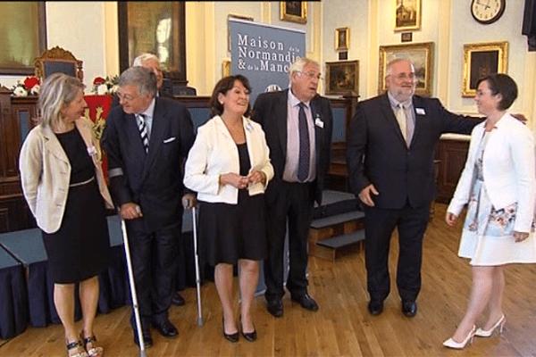 La Maison de la Normandie et de la Manche à Jersey a fêté ce mercredi ses 20 ans.