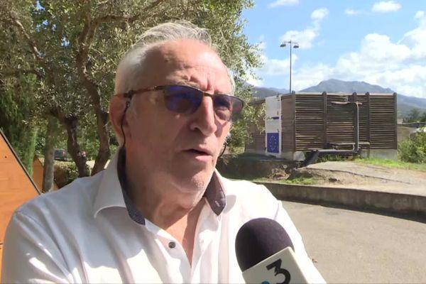 Ex-conseiller territorial de Corsica Libera, le docteur François Benedetti est à l'origine du collectif pour la création d'un CHU en Corse.