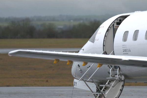La compagnie aérienne Amélia s'est lancée dans les vols internes.