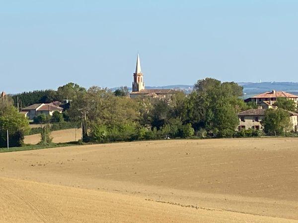 Le village de Saint-Caprais dans le Gers compte 40 habitants qui se connaissent tous.