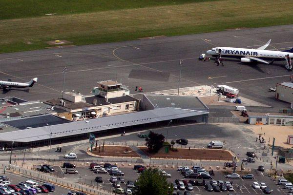 L'aéroport de Bergerac (2010)