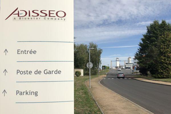 Depuis le 17 septembre, les salariés de l'usine Adisseo, spécialisée dans la production d'additifs nutritionnels pour l'alimentation animale, ont entamé un mouvement de grève perlée.