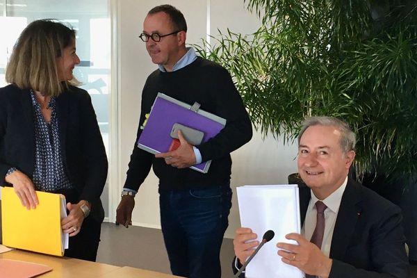 Un plan de relance de l'économie et de lutte contre la précarité, présenté par Toulouse Métropole