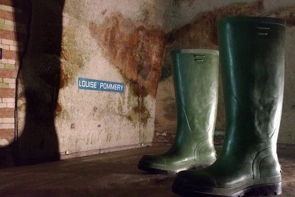 Exposition gigantesque, expérience Pommery #13 à découvrir au Domaine Pommery de Reims jusqu'au 31 mai 2017.
