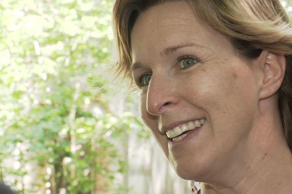 Violaine Savereux-Courtin, de la Commission diocésaine d'art sacré