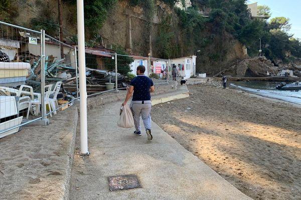 Les établissements de la Mala ne peuvent plus occuper le domaine public maritime