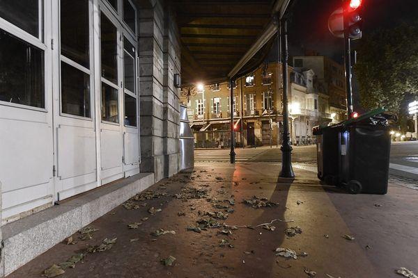 Le couvre-feu a obligé beaucoup d'établissements à fermer à nouveau leurs portes.