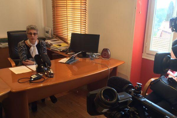 La maire Guilaine Debras est mise en examen