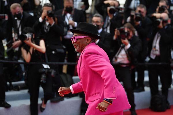 Spike Lee, président du jury du 74e Festival de Cannes.