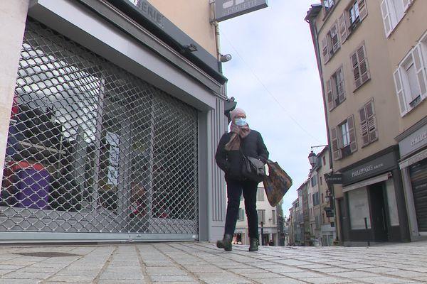 Malgré l'autorisation d'ouverture des commerces en Haute-Vienne les dimanches de février, la plupart ont leur rideau baissé