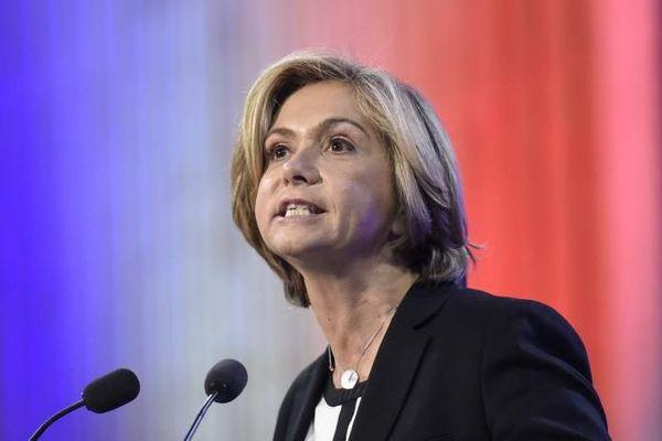 Valérie Pécresse, le 3 décembre 2015 à Rueil-Malmaison (Hauts-de-Seine).