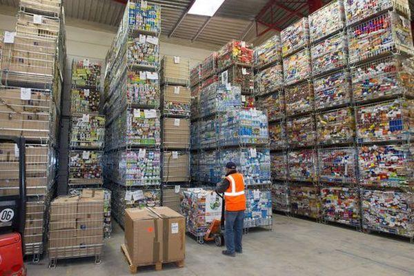 La Banque Alimentaire se fixe l'objectif de 90 tonnes de denrées collectées en Loire-Atlantique d'ici fin mars 2015