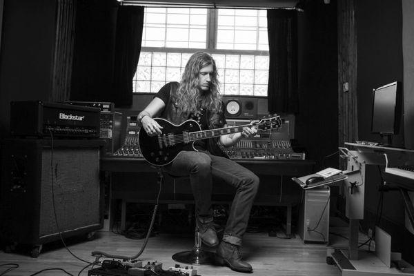 Jared James Nichols : un bluesman au pays du métal