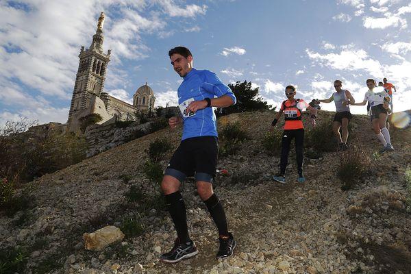 trail Marseille