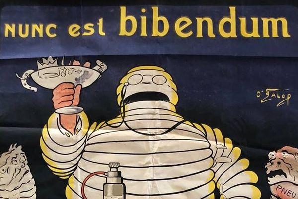 La valeur de cette affiche, datant de 1910, est estimée entre 5.000 et 6.000 euros