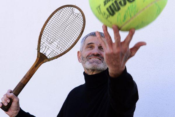 Gilles Moretton, figure du tennis à Lyon, devient président de la FFT