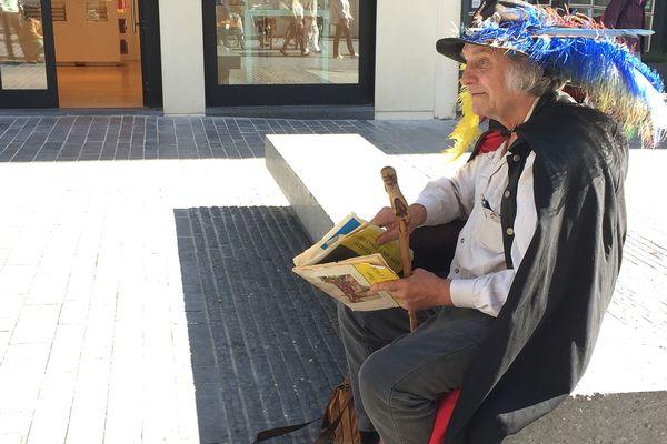 """Le peintre Patrick Coppens : """"Je me suis construit un monde parallèle au monde du réel."""""""