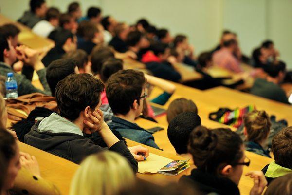 À Tours, la rentrée universitaire se prépare dans le flou. (Photo d'illustration)