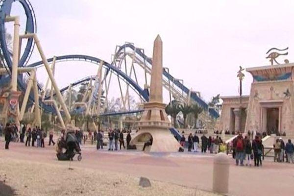 Le parc Astérix est le plus gros pourvoyeur d'emplois saisonniers dans la région.
