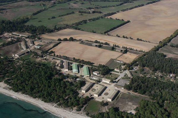 La Prison ouverte de Casabianda, en plaine orientale.