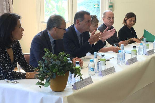 La 4e convention tripartite liant État, collectivité de Corse, et université a été signée, ce jeudi 18 juillet, pour la période 2018-2022.