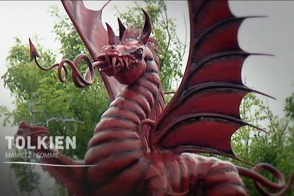 Le dragon de Tolkien à Mametz (80)