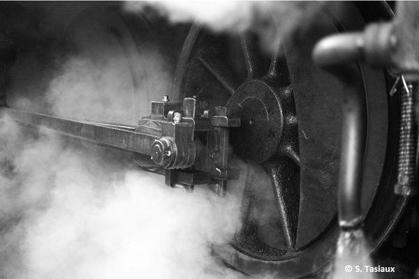 La vapeur sera à la fête les 3 et 4 juillet 2021.