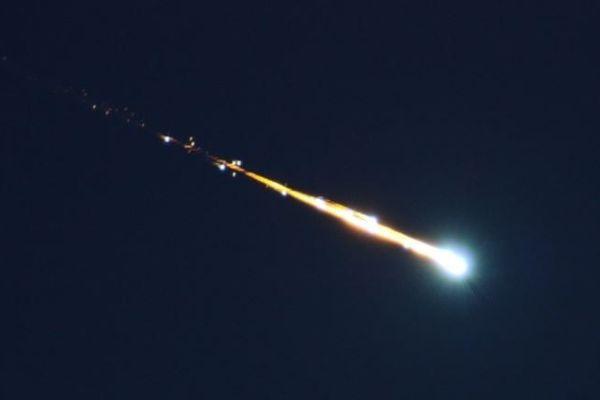 Un bolide a traversé les ciels de Corse et de Sardaigne dans la nuit de jeudi.