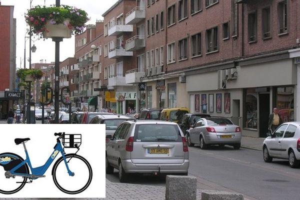 Bientôt des Dk'vélos dans les rues de Dunkerque.