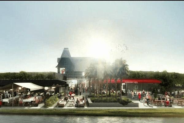 Le Honfleur Normandy Outlet devrait ouvrir ses portes au printemps 2017