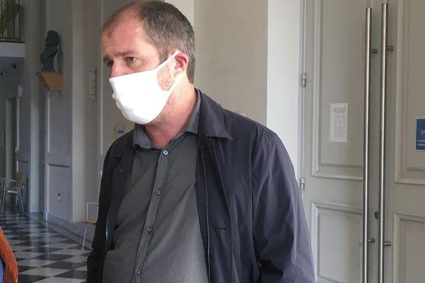 Me Antoine Vinier Orsetti défend Soufian Boukou.