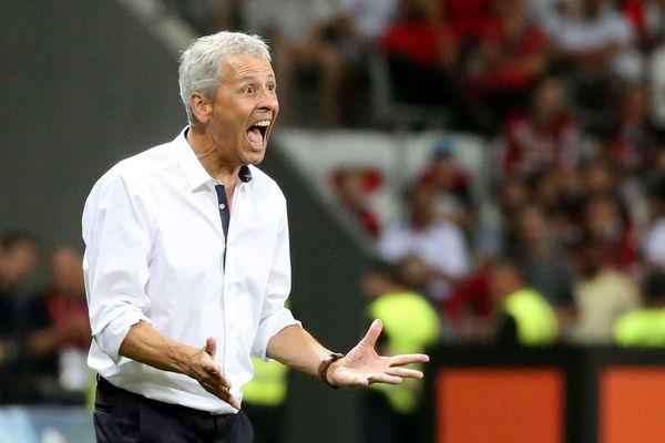 Lucien Favre entraîneur de Nice