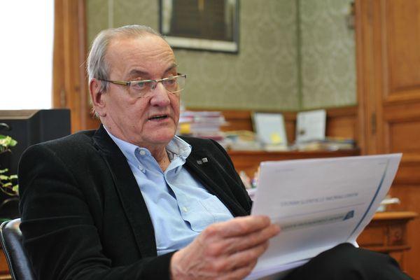 Niort : Alain Grippon, le 5e adjoint de la mairie est décédé