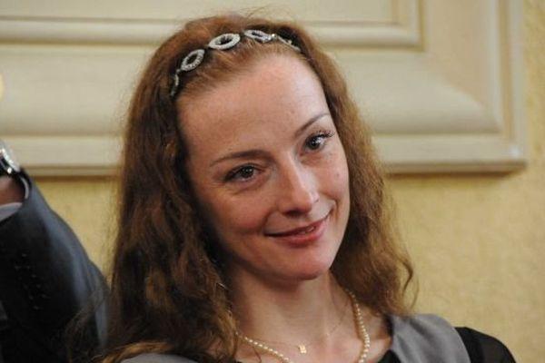 Le 9 mars 2013, Florence Cassez reçue en mairie de Dunkerque