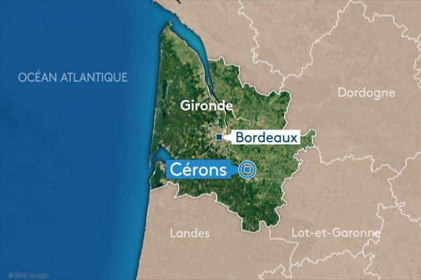 Un adolescent de 16 a été victime d'une grave chute de moto ce samedi 24 octobre à Cérons. Son pronostic vital est engagé.