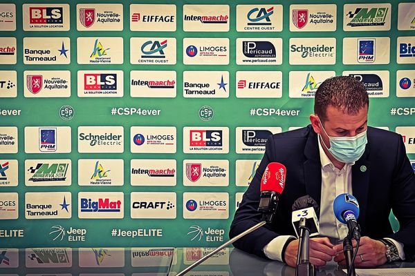 Medhy Mary quitte le Limoges CSP. Le club a annoncé la fin de leur collaboration le 2 juillet 2021.