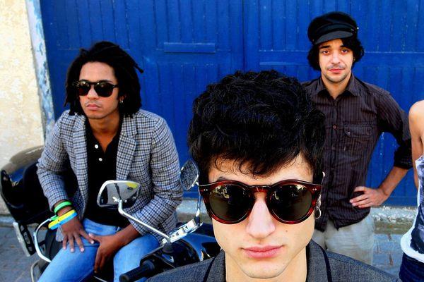 BB Brunes, groupe de la nouvelle scène rock française actif depuis 2006