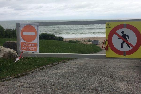 Tout le monde espère que cette barrière s'ouvrira le week-end prochain !