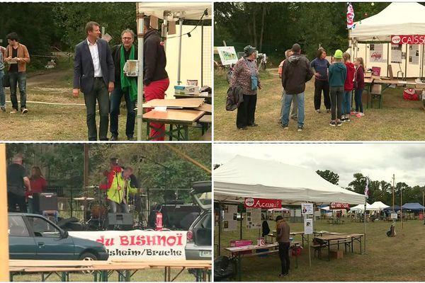 Le troisième festival des Bishnoïs à Ernolsheim-sur-Bruche