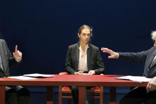 """1988 débat François Mitterrand-Chirac"""
