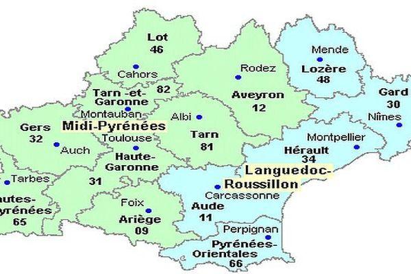 Quel Languedoc Roussillon En 2017