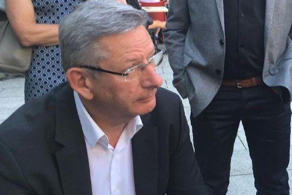 La fusion voulue par Eric Faidy pour le second tour des municipales lui fait perdre le soutien de La République En Marche.