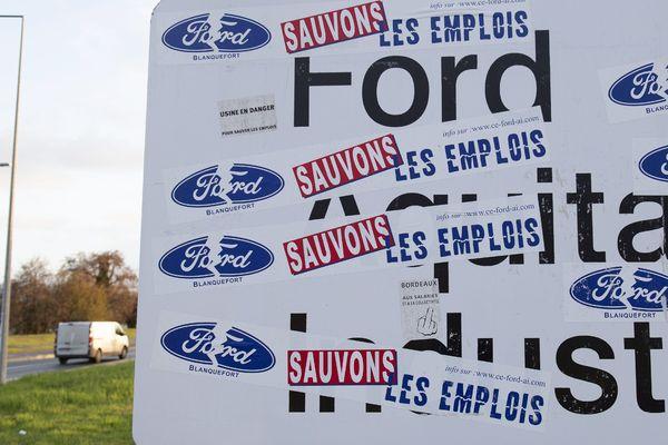 Ford va fermer son site, les négociations de reprise ont échoué, annonce faite ce jeudi 21 février 2019