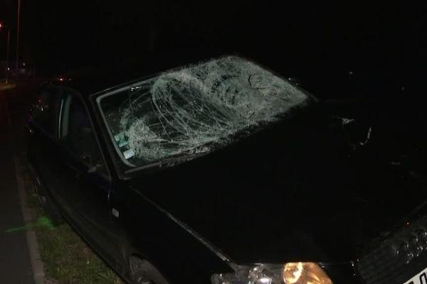 Au volant de son Audi A3, un jeune majeur a foncé dans un groupe de piétons à la sortie du Mix Bar à Cambrai