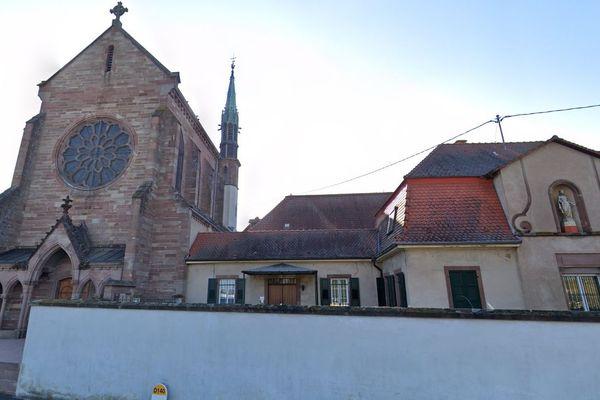 La chapelle de Marienthal (Bas-Rhin) a été saccagée par un jeune homme qui était auparavant très calme.