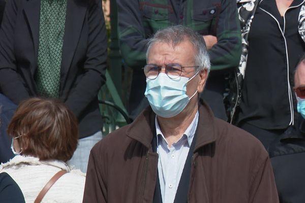Michel Stefani sera la tête de liste du Parti communiste Corse pour les élections territoriales de juin prochain.