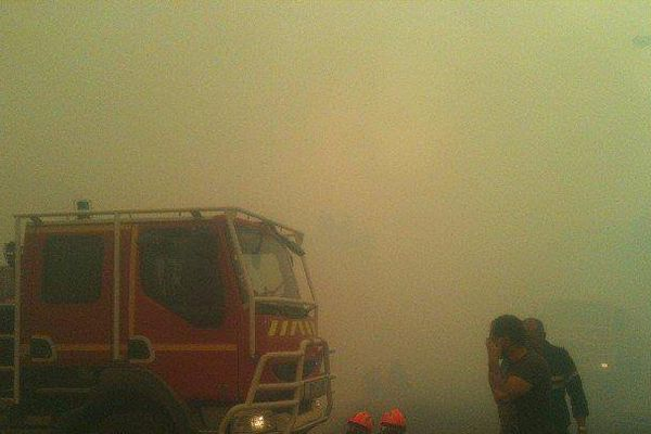 Pompiers à Seillons