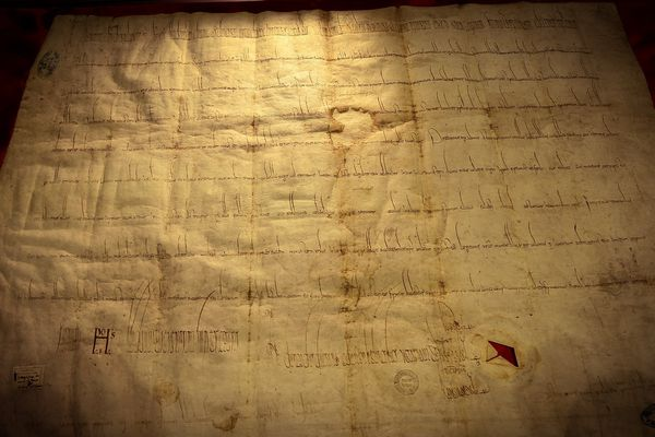 Avant d'être empereur, Louis Le Pieux a été roi d'Aquitaine.